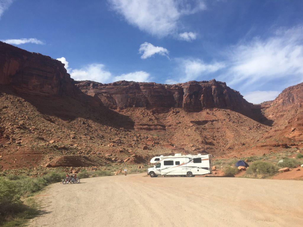 camping, traveling, utah, rv, rock climbing, arches national park
