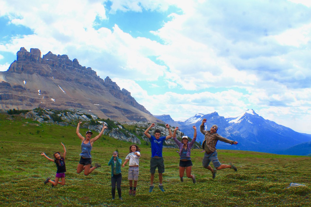 Helen Lake Adventure: Why RV Living With kids Is Freaking Awesome