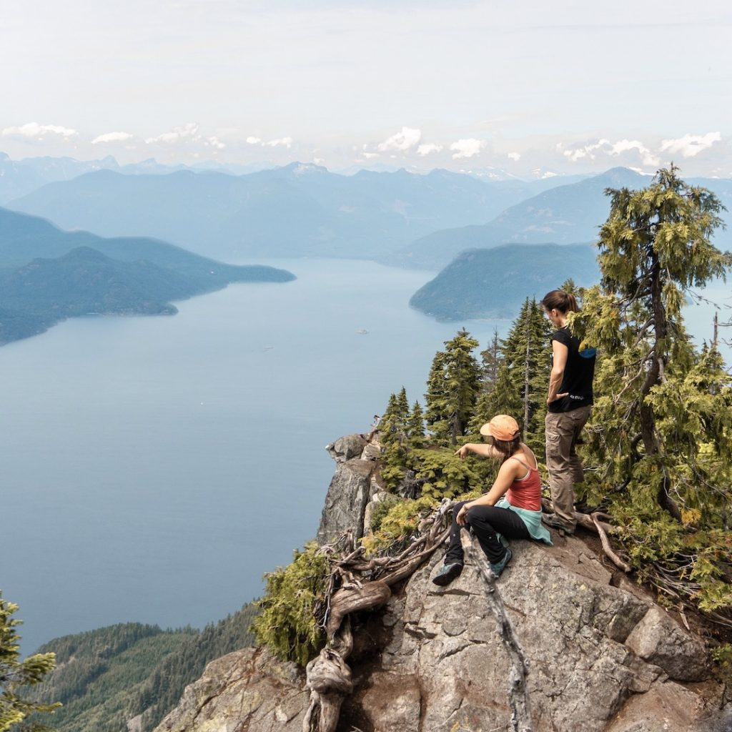 st Marks Summit, Cypress Mountain, Vancouver