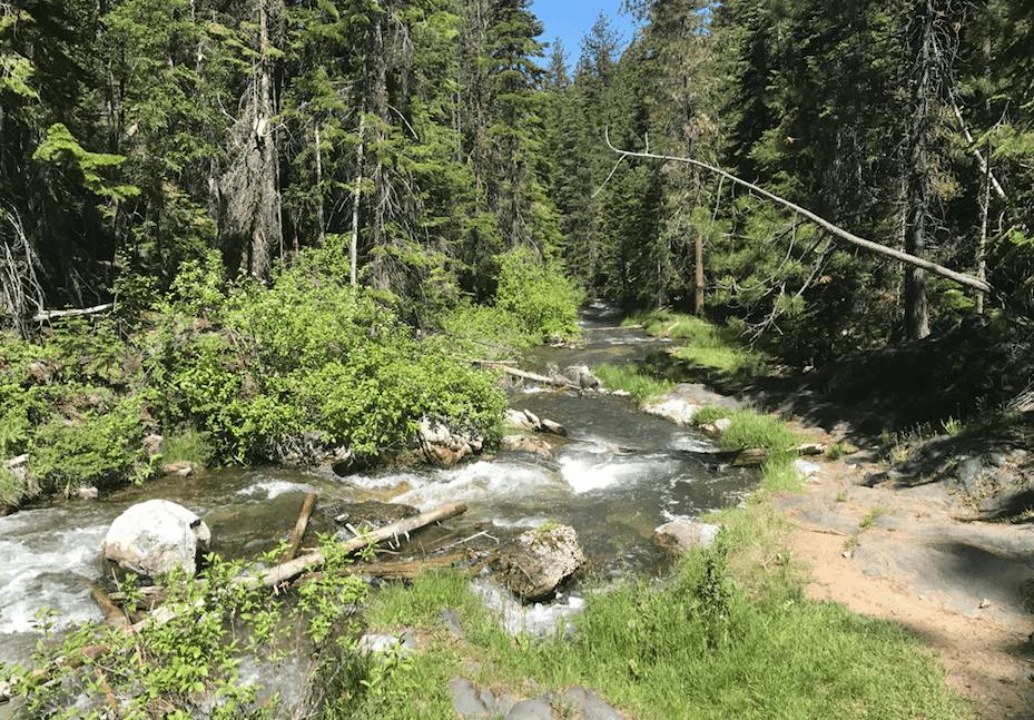 Paulina Falls, Peter Skene Ogden Trail OR