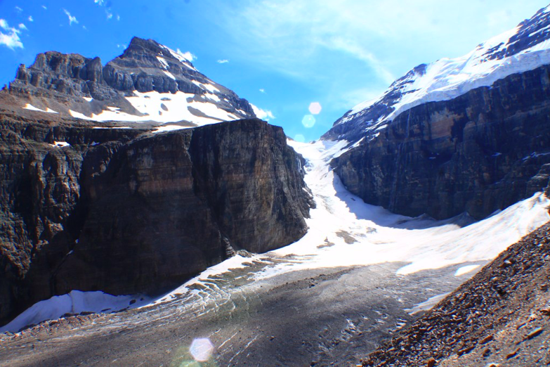 Plain of Six Glaciers Teahouse, Guide to Hiking Lake Louise Banff Guide