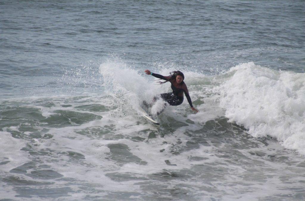 Surfing Santa Cruz, Surfing the California Coast