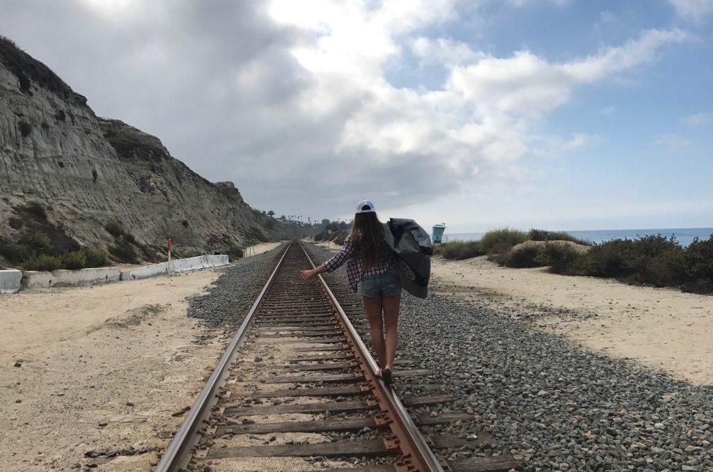 Surfing Trestles, Surfing the California Coast