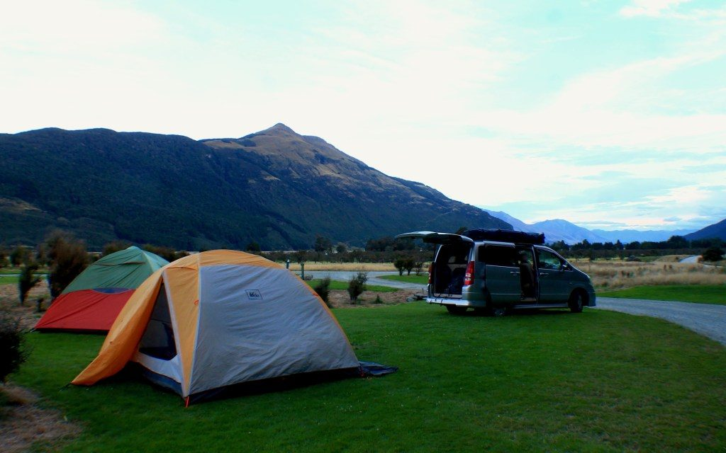 Sylvan Campsite: How to Backpack the Routeburn Track