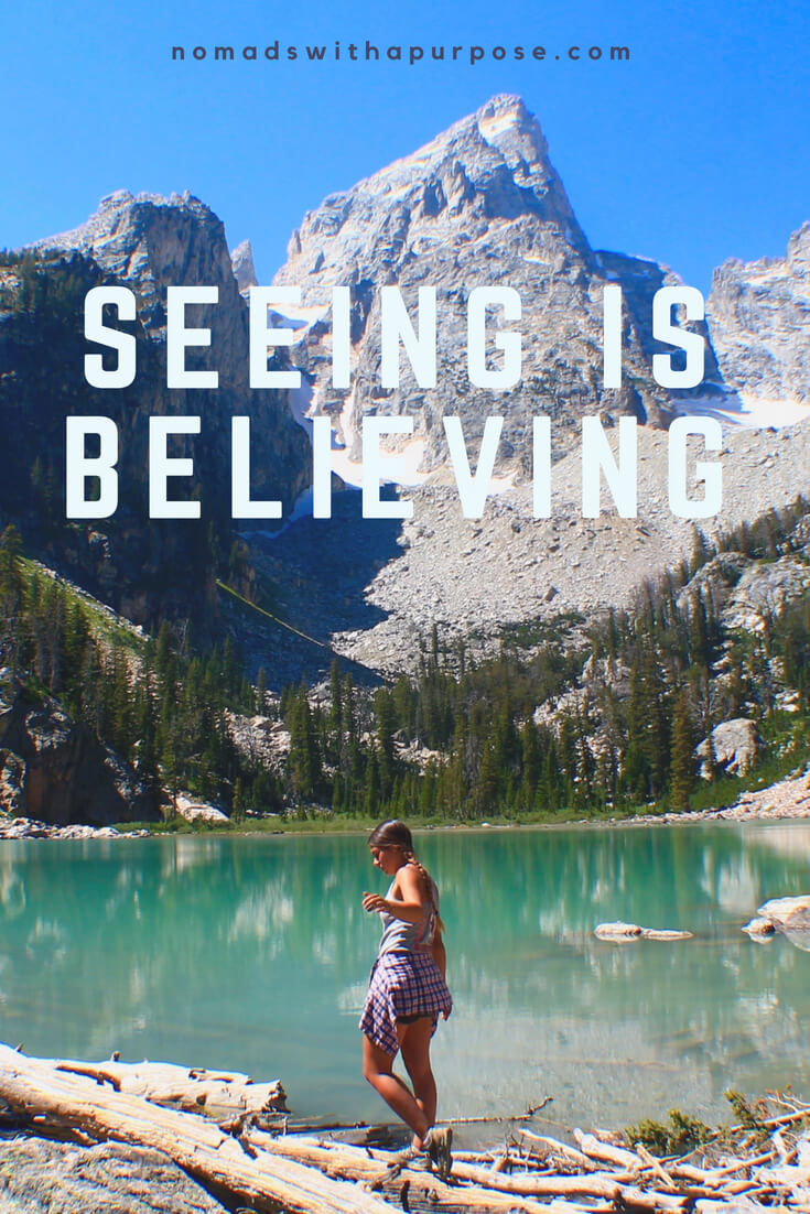 Nomad Life: Seeing is Believing