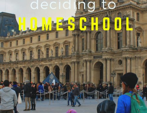 5 Things To Consider Before Choosing To Homeschool Your Kids