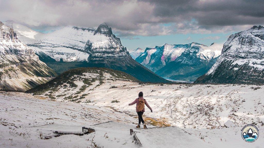 Hidden Lake Hike, Glacier NP