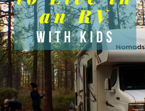 How Much It Costs To Live In An RV With 5 Kids