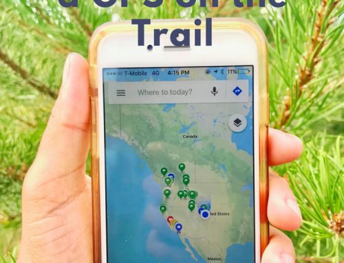 How to Use Your Smartphone as a GPS on the Trail: Using Google Maps for Hiking