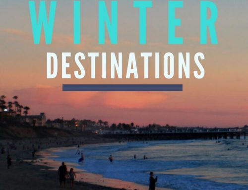 7 Adventurous Warm Weather Winter Destinations for When You're Sick of the Snow