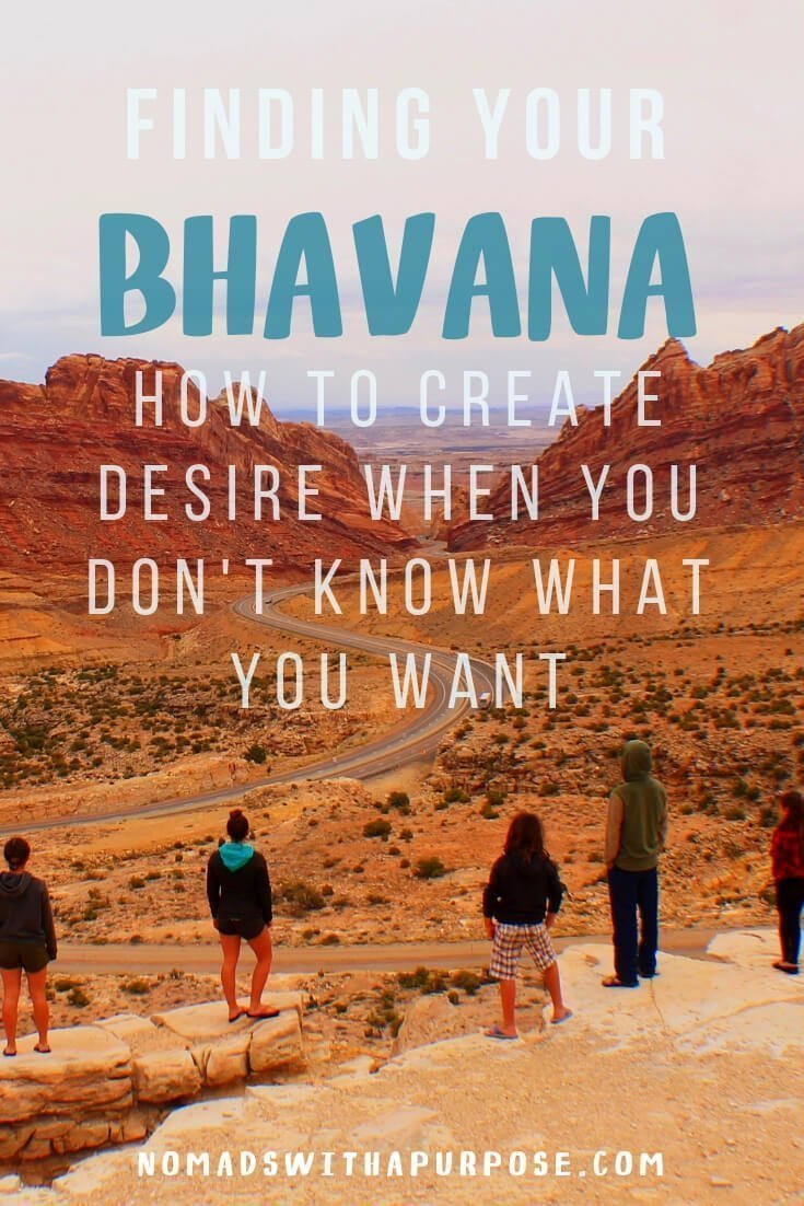 How To Create Desire When You Don't Know What You Want