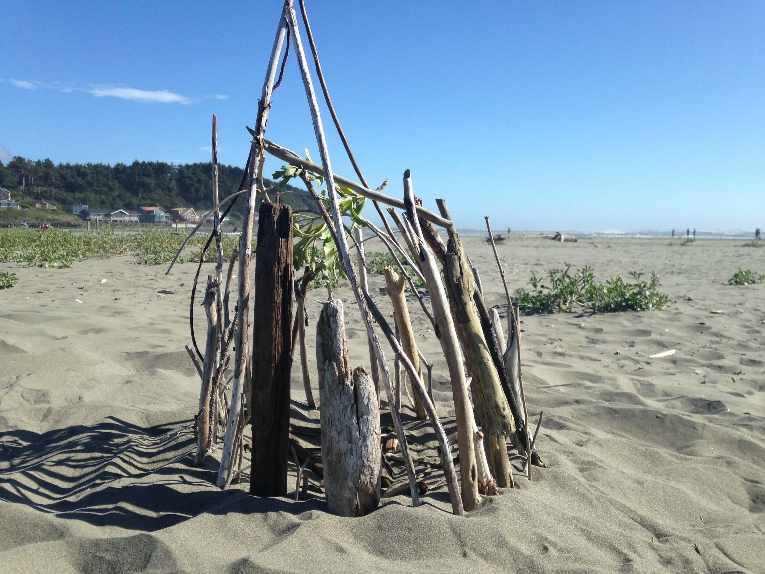Best campground Washington Pacific Beach