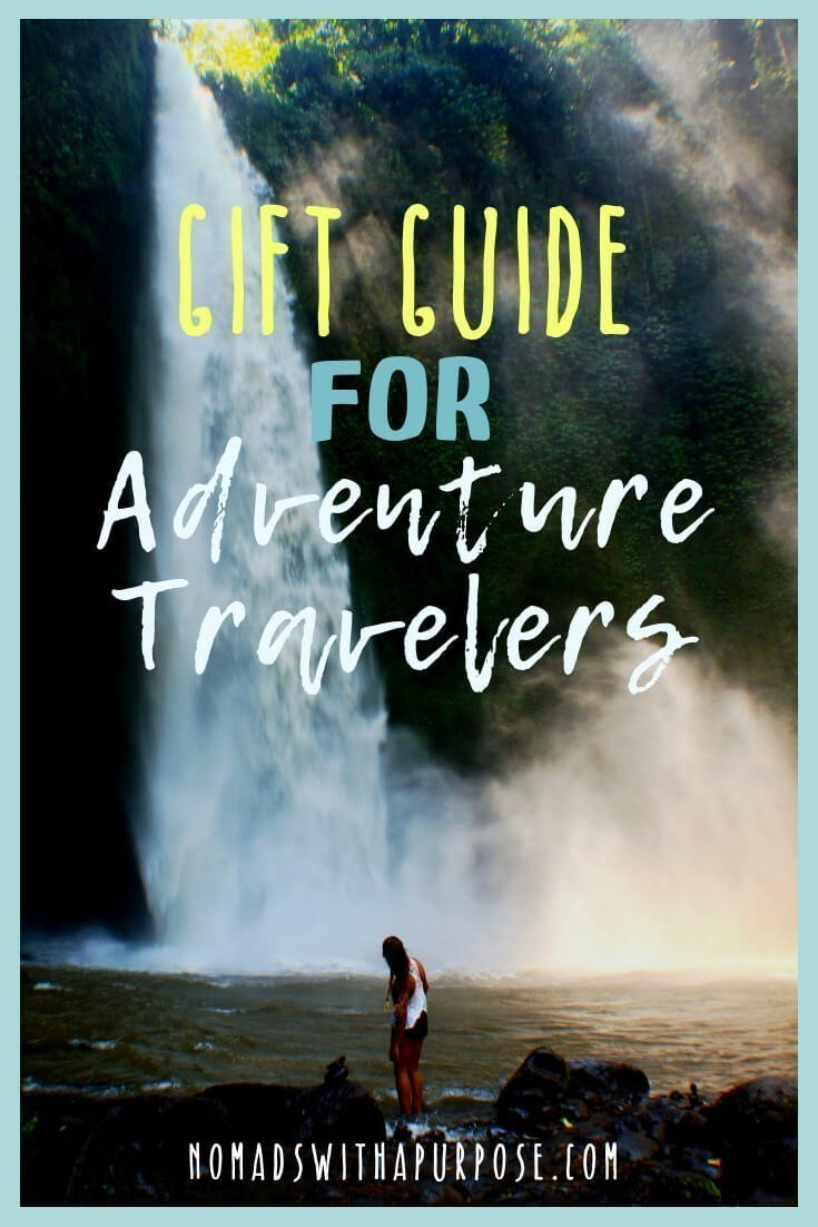 Gift Guide for Adventure Travelers and Outdoor Lovers