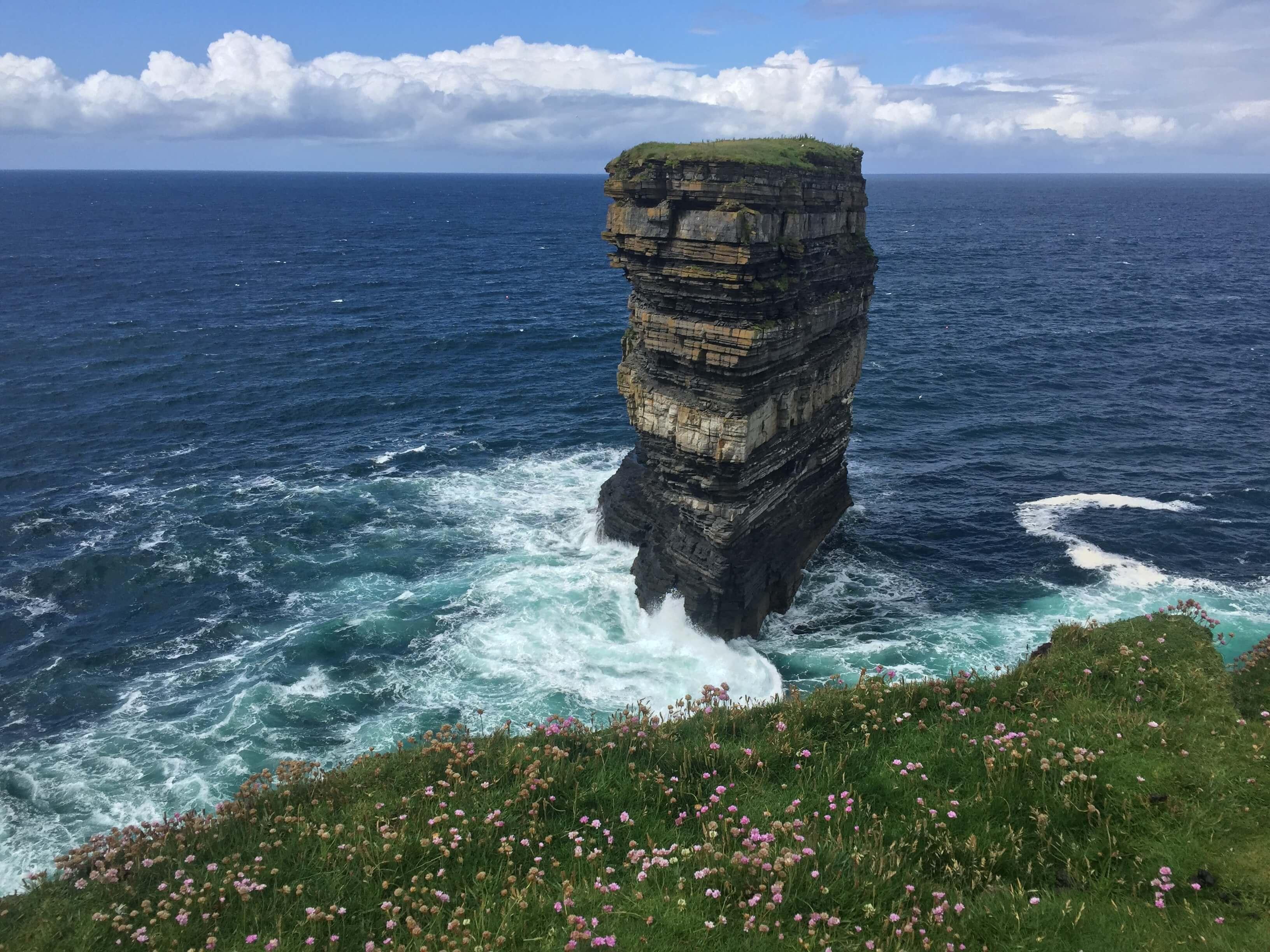 family friendly hikes in Ireland