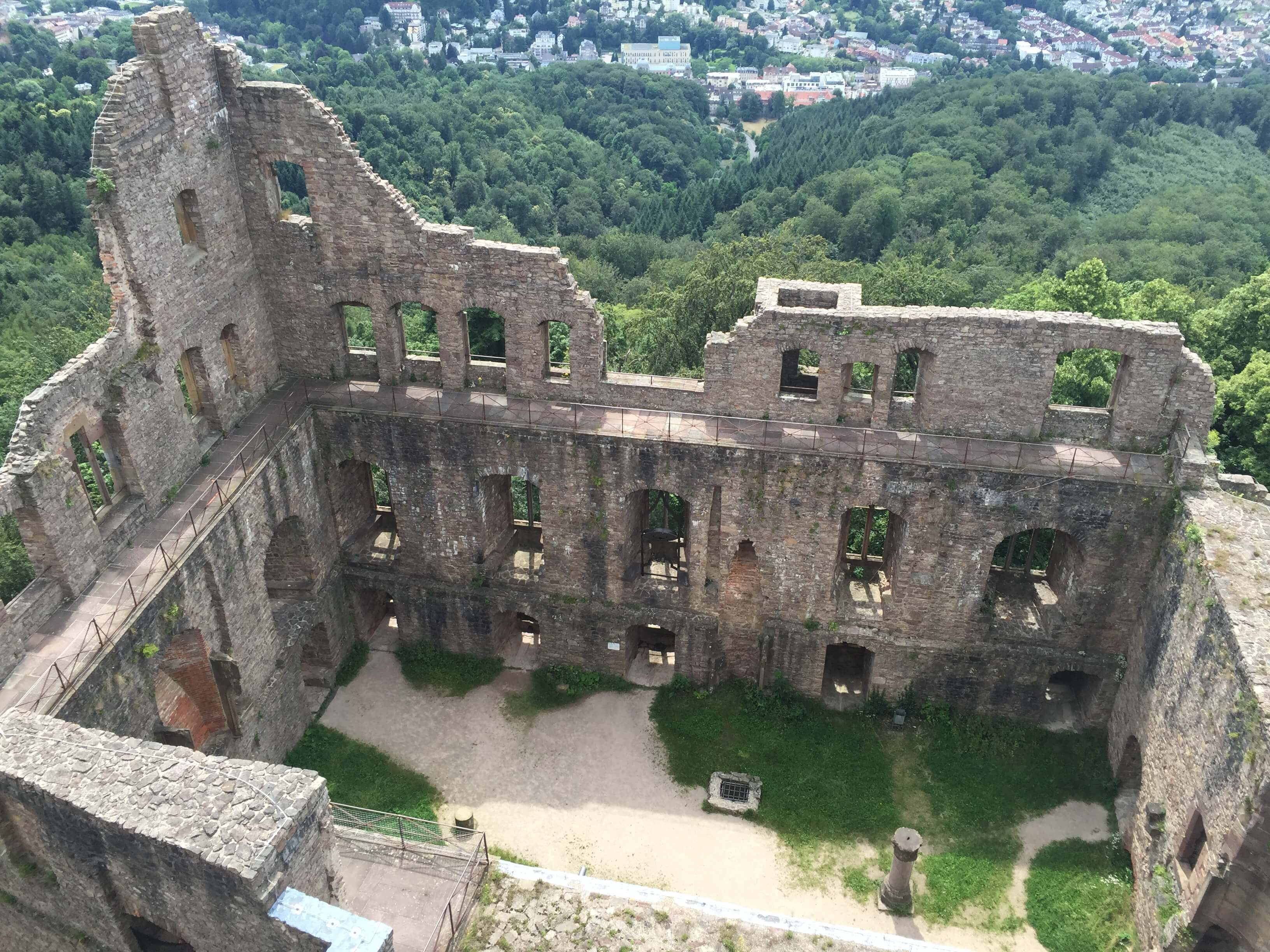 Baden Baden Castle in Germany one of the best castles in europe