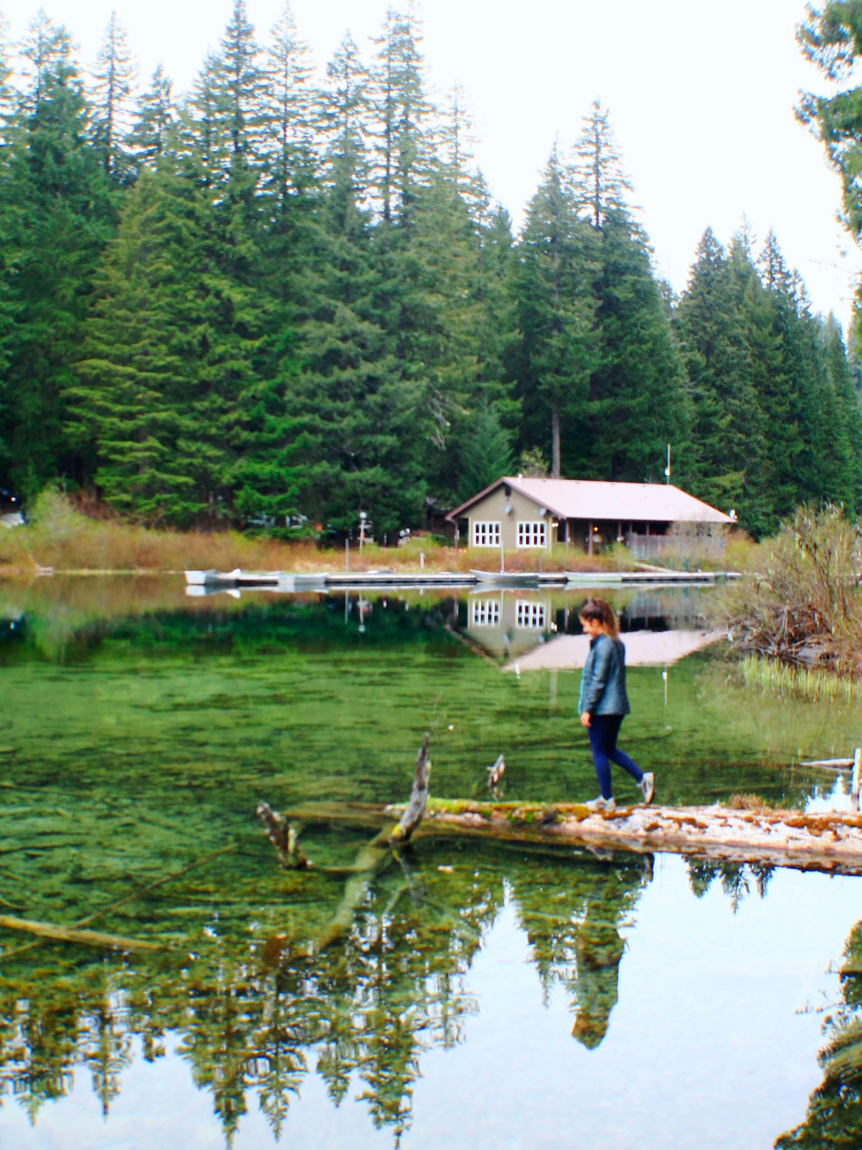 Bend Oregon 4 Day Itinerary Mackenzie River Trail