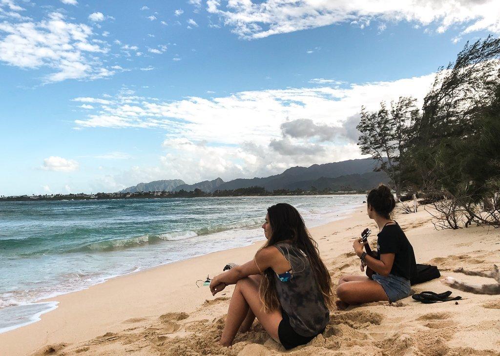 Camping Hawaii Malaekahana Oahu, Ultimate Guide to Visiting Hawaii on a Budget