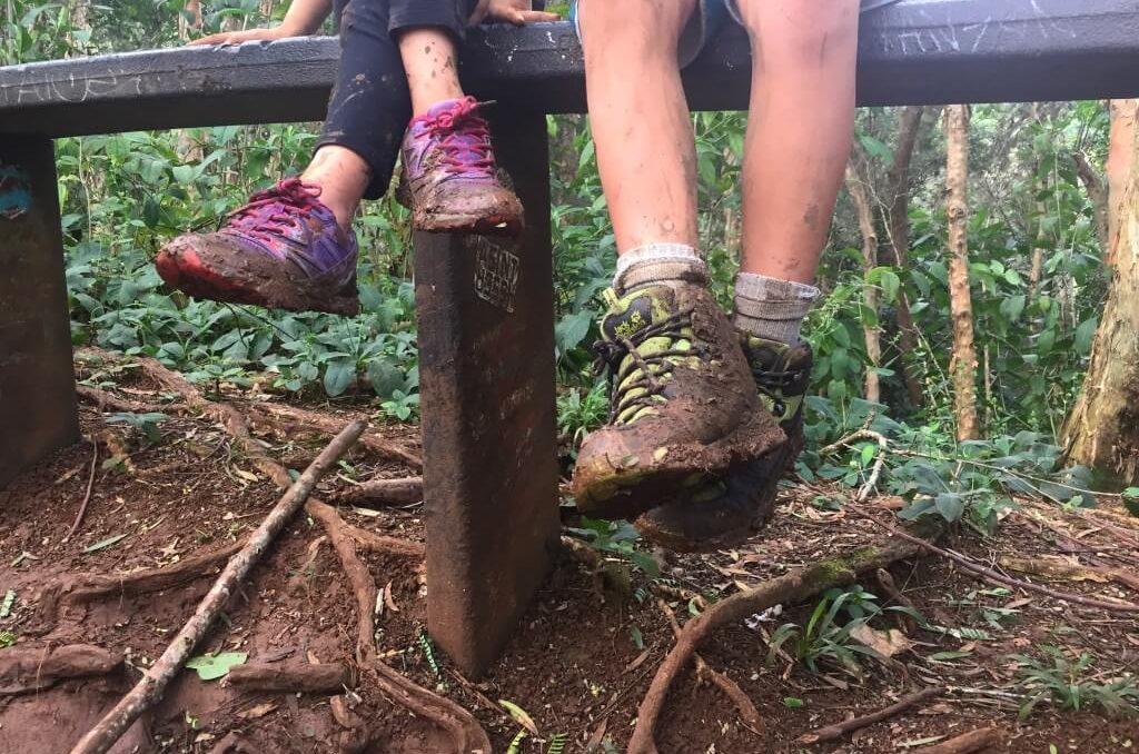 Maunawili Falls, outdoor adventure Oahu