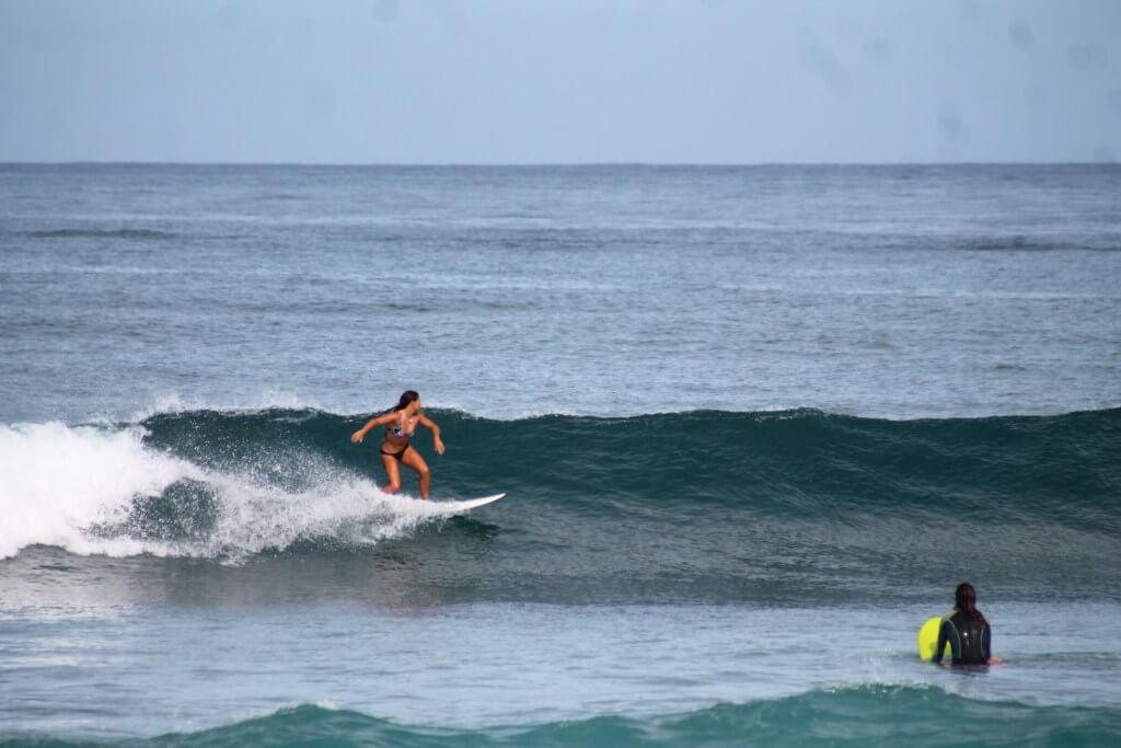 gabi surfing outdoor adventure Oahu