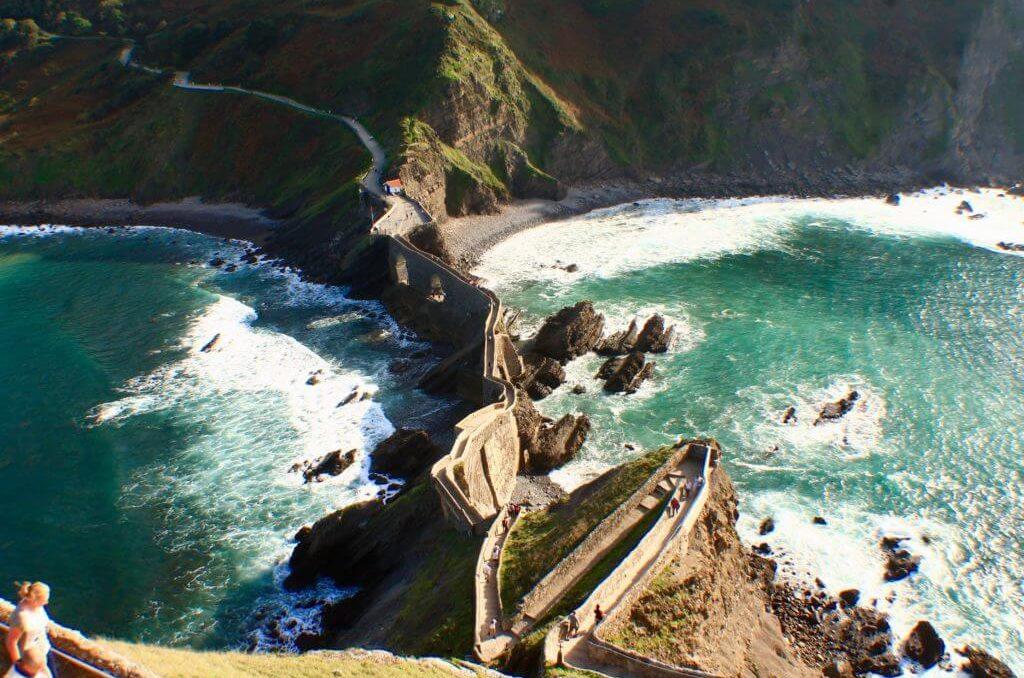 San Juan de Gaztelugatxe, best adventures northern spain