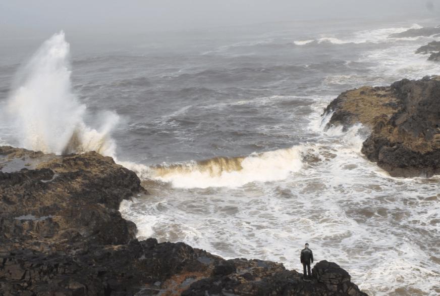 Oregon Road Trip Itinerary Devil's Churn