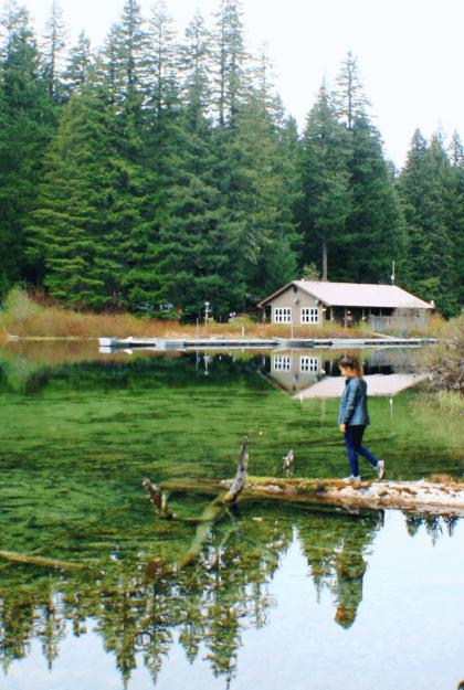 Oregon Road Trip Itinerary Clear Lake