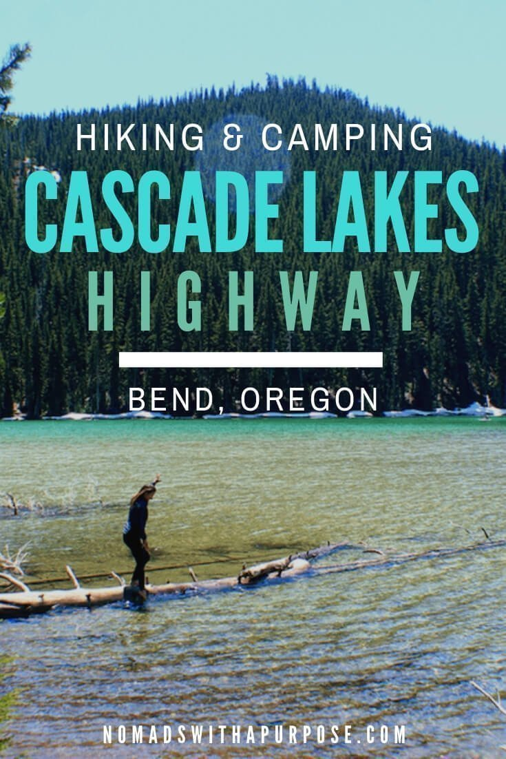 Cascade Lakes Highway: Ultimate Hiking & Camping Guide