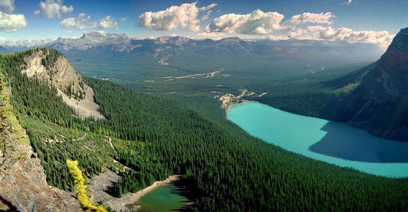 Big Beehive, Guide to Hiking Lake Louise Banff Guide