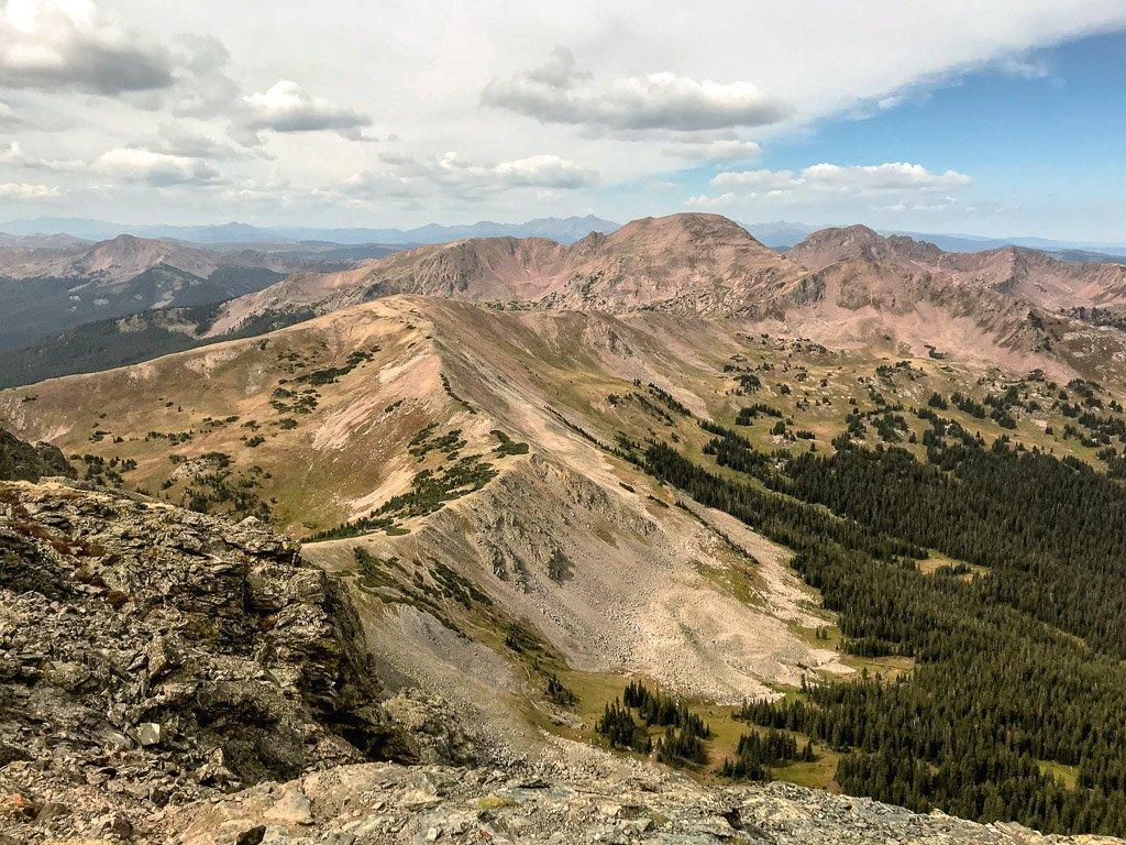 Eccles Pass, Breckenridge, Colorado