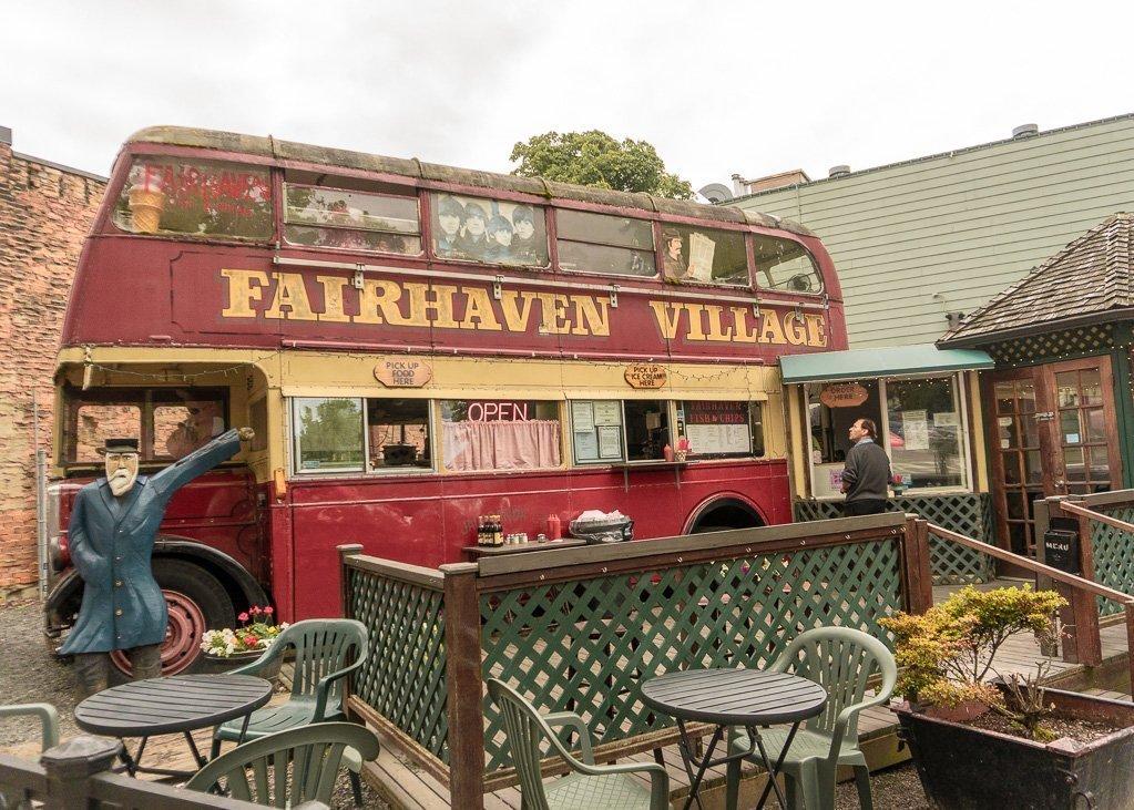 Fairhaven, Bellingham, Washington