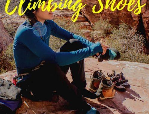 6 Best Beginner Climbing Shoes