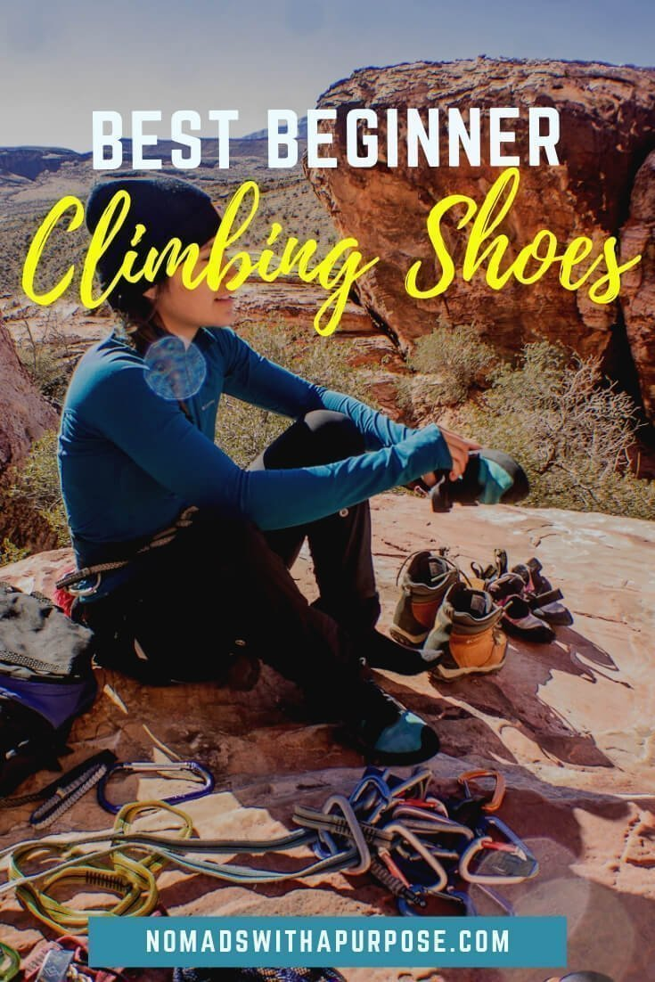 6 Best Beginner Climbing Shoes