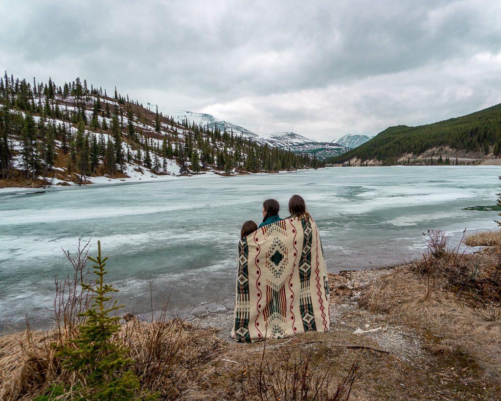 Summit Lake, Alaska Highway