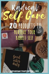 Radical Self Care products