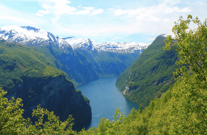 Geirangerfjord, Best Europe Itinerary, Norway Itinerary