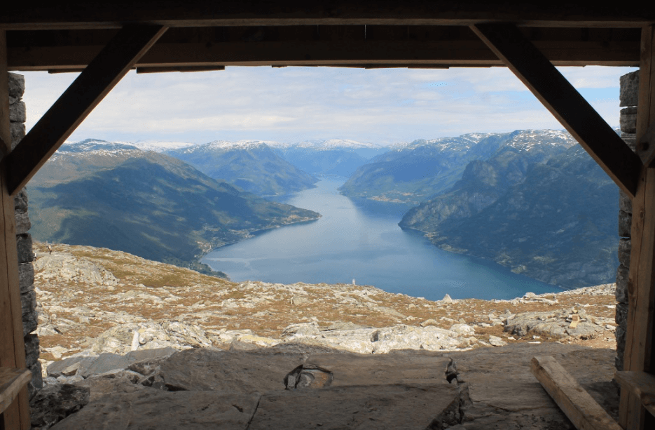 Sogndalsfjord, Best Europe Itinerary, Norway Itinerary