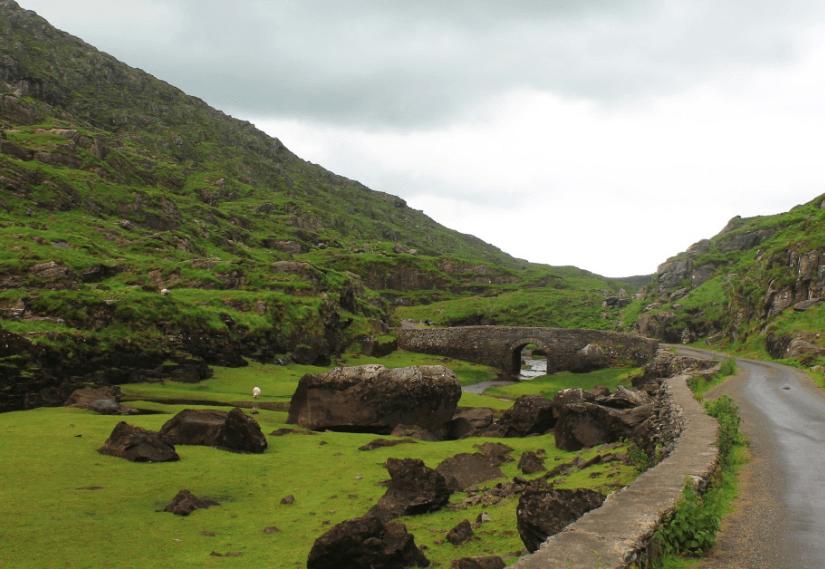 Gap of Dunloe, Best Europe Itinerary, Limerick Itinerary