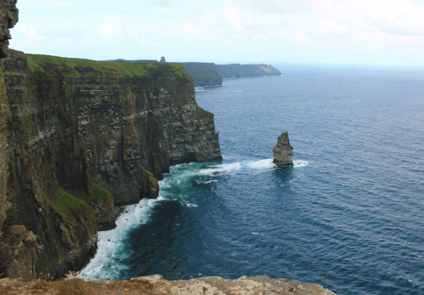 Cliffs of Moher, Best Europe Itinerary, Limerick Itinerary