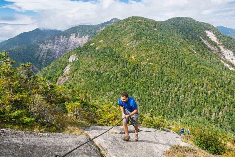 Gothics Mountain in Adirondacks, Northeast US hikes