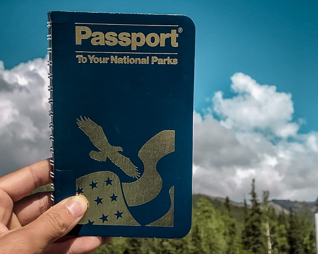 National Park Passport, Denali National Park, Hiking and Camping, Alaska
