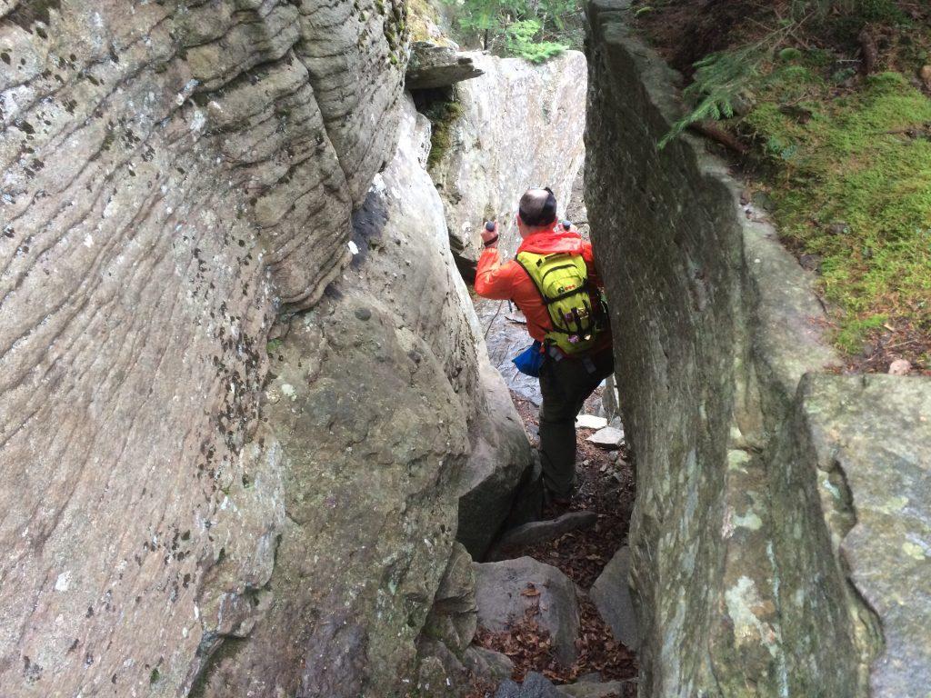 Devil's Trail in Catskills, Northeast USA hikes