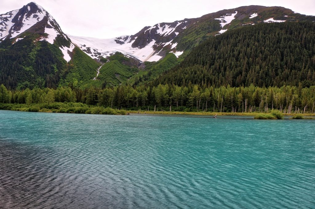 Trail of Blue Ice, things to do Kenai Peninsula, Alaska Adventure destination