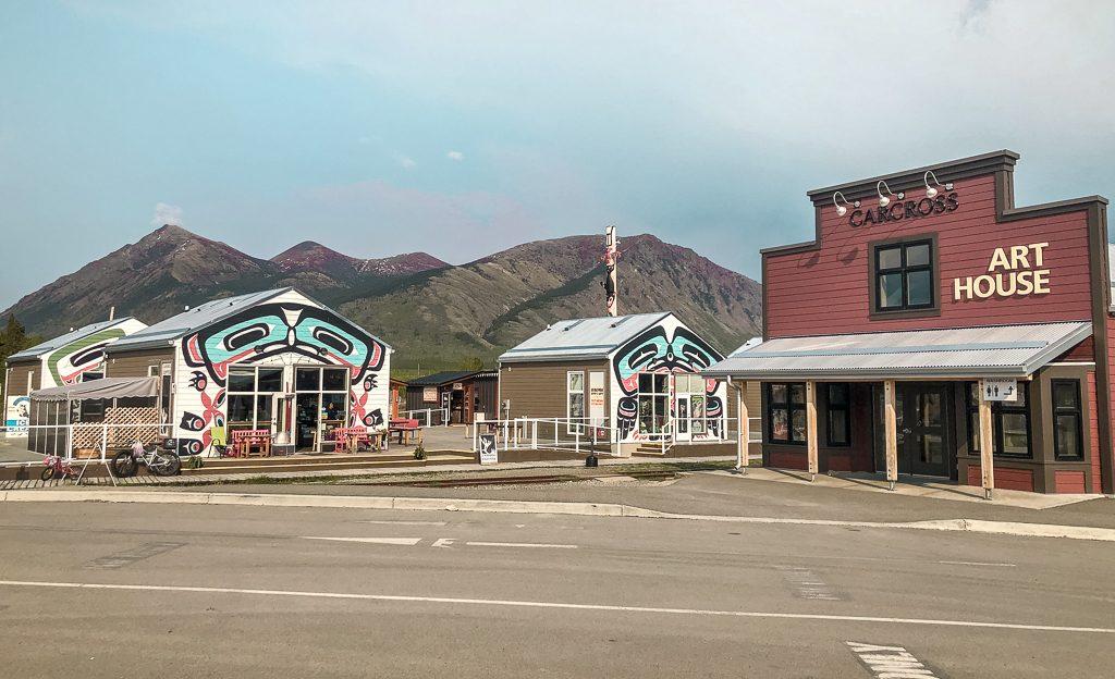 Carcross Town, Golden Circle, Yukon