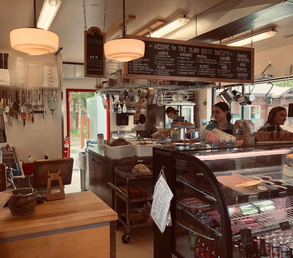 Fire Island Bakery, Anchorage