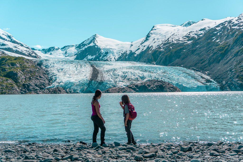 Portage Pass, things to do Kenai Peninsula, Alaska Adventure destination