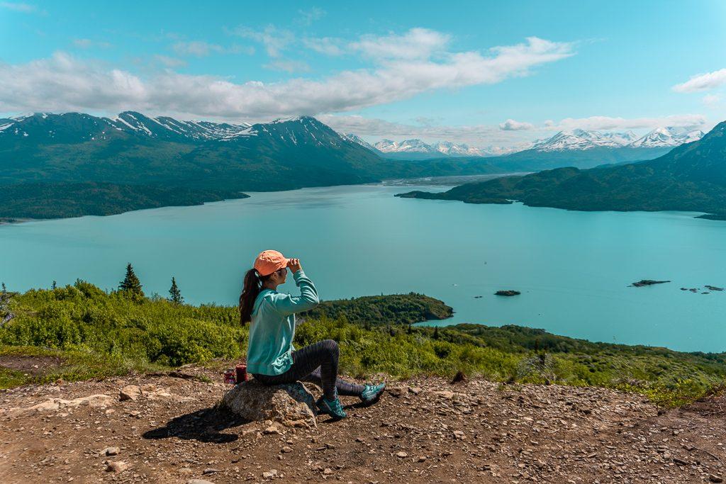 Skilak Lake lookout, Kenai Peninsula, things to do
