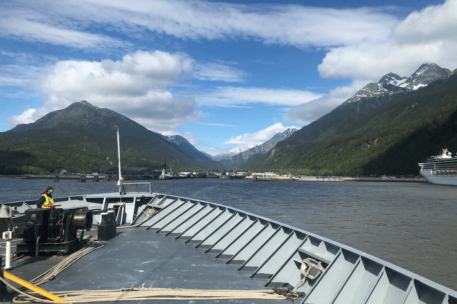 Skagway Haines Ferry, Golden Circle, Alaska, Complete Guide