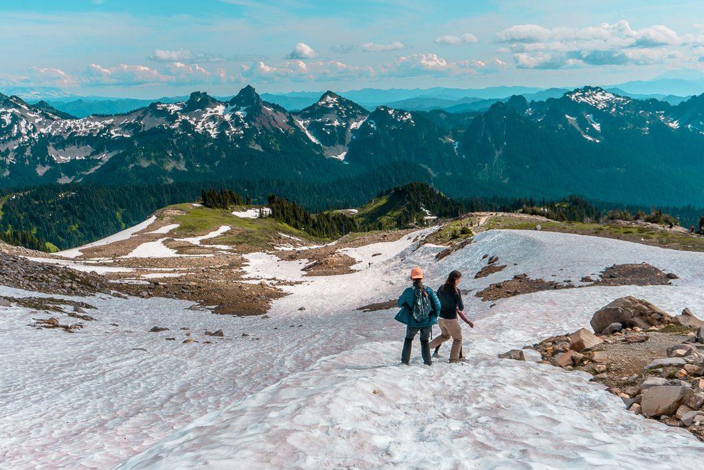 Skyline Trail, Paradise, Mount Rainier National Park