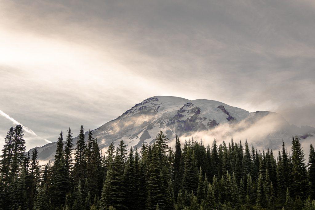 Sunset on Mount Rainier, Things to do in Mount Rainier