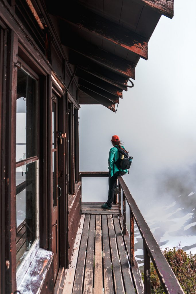 Mt Fremont Overlook Mount Rainier, Tips for visiting Mount Rainier